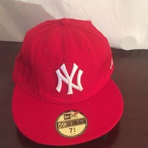 New Era 59Fifty Yankees Hat